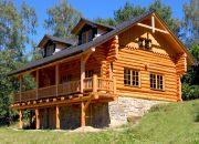 Přírodní barvy na dřevo pro exteriéry nejen srubů - Kreidezeit