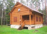 Přírodní barva na dřevo pro exteriéry nejen srubů - Kreidezeit